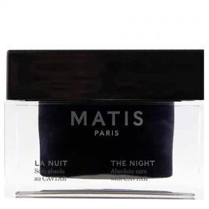 Matis Ночной восстанавливающий крем для лица с экстрактом черной икры Caviar