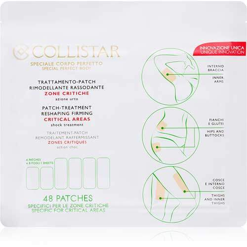 Collistar Speciale Corpo Perfetto Patch-Treatment Reshaping Firming Critical Areas
