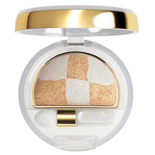 Collistar Double Effect Eyeshadow (23-Gold-White)
