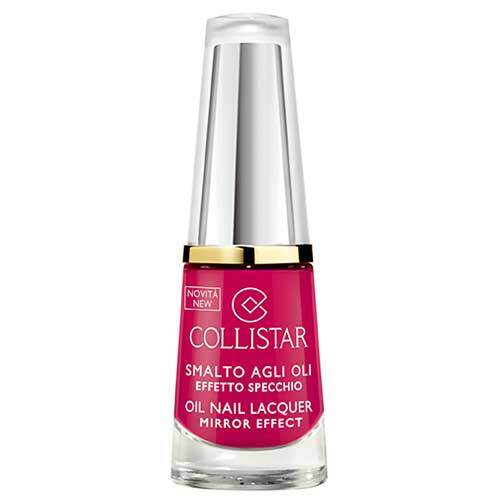 Collistar Oil Nail Lacquer Mirror Effect, 307 (Fucsia)