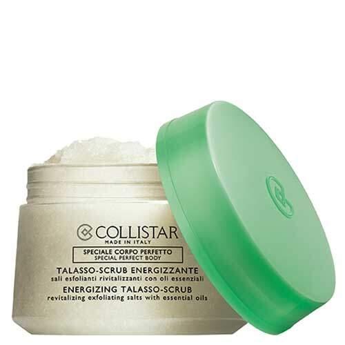 Collistar Талассо-скраб для тела с отшелушивающими солями и эфирными маслами Speciale Corpo Perfetto