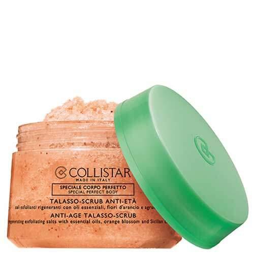 Collistar Талассо-скраб для тела антивозрастной, регенерирующий Speciale Corpo Perfetto