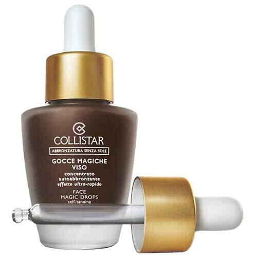 Collistar Концентрат-автозагар для лица сверхбыстрый эффект Abbronzatura Senza Sole