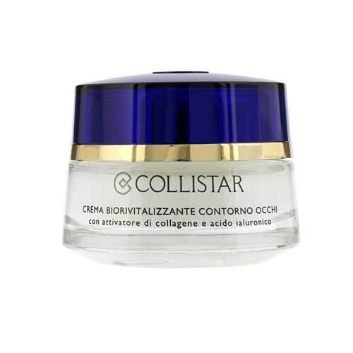 Collistar Крем для кожи вокруг глаз с коллагеном и активатором гиалуроновой кислоты Speciale Anti-Eta