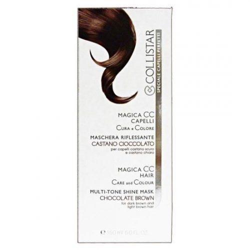 Collistar Маска для блеска волос с тонирующим эффектом для темно и светло-русых волос Speciale Capelli Perfetti