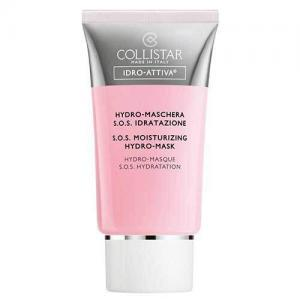 Collistar Гидромаска для лица увлажняющая для всех типов кожи Idro-Attiva, 75мл