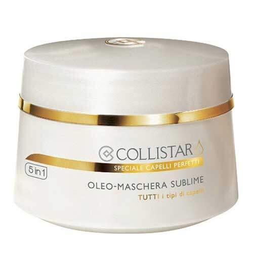 Collistar Маска для всех типов волос с растительными маслами Speciale Capelli Perfetti, 200мл