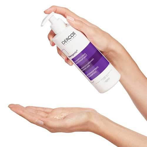 Vichy Dercos Neogenic Шампунь для повышения густоты волос