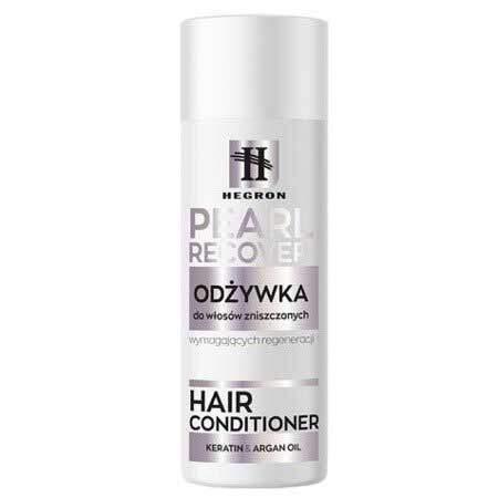 Hegron Кондиционер для поврежденных волос Pearl Recover