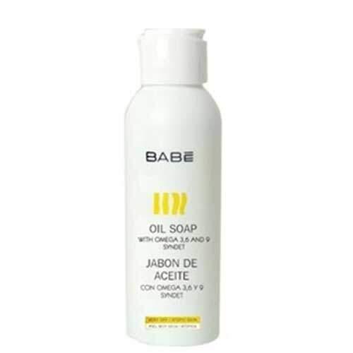 BABE Мыло масляное для душа для сухой и чувствительной кожи