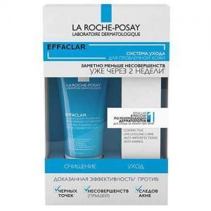 Набор La Roche-Posay Effaclar Система ухода для проблемной кожи