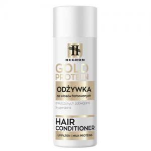 Hegron Кондиционер для окрашенных волос Gold Protein