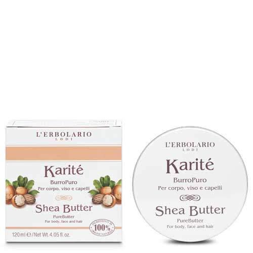 """L'Erbolario """"Karité"""" Чистое масло для тела, лица и волос"""