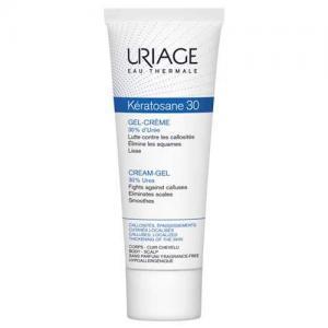 Uriage Гель-крем для тела c 30% мочевины Eau Thermale