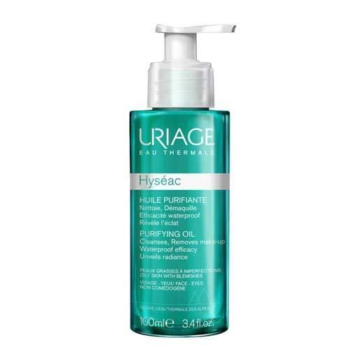 Uriage Очищающее масло для лица Hyséac
