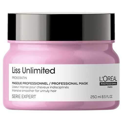 L'Oreal Professionnel Маска для вьющихся волос Serie Expert Liss Unlimited