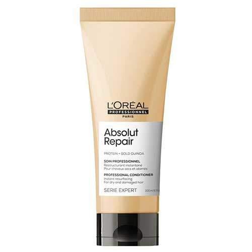 L'Oreal Professionnel Восстанавливающий кондиционер для поврежденных волос Serie Expert Absolut Repair Gold Quinoa+Protein