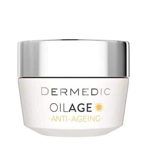 Dermedic Oilage Дневной питательный крем, восстанавливающий плотность кожи 50г