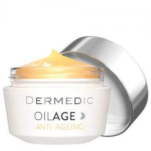 Dermedic Oilage Ночной регенерирующий крем, восстанавливающий плотность кожи 50г