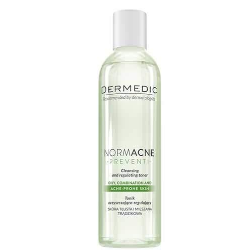 Dermedic Normacne регулирующе-очищающий тоник 200мл