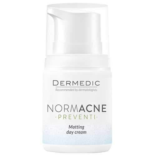 Dermedic Normacne матирующий дневной крем 55г