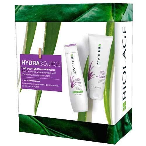 Biolage HydraSource Набор для увлажнения сухих волос