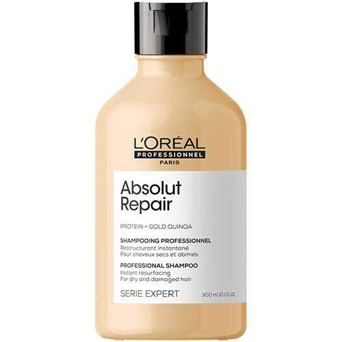 L'Oreal Professionnel Восстанавливающий шампунь для поврежденных волос Serie Expert Absolut Repair Gold Quinoa+Protein