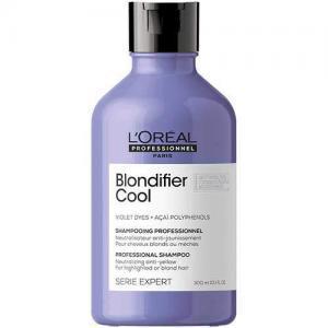 L'Oreal Professionnel Шампунь нейтрализующий нежелательные оттенки Serie Expert Blondifier Cool