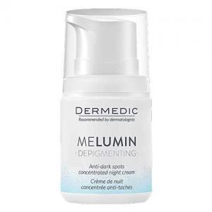 Dermedic Melumin дночной крем-концентрат против пигментных пятен 55г