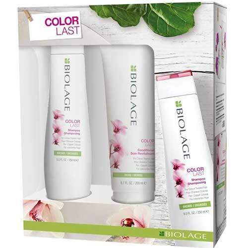 Набор Biolage Colorlast для окрашенных волос