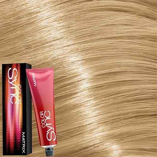Matrix Color Sync Крем-краска для волос без аммиака 10M