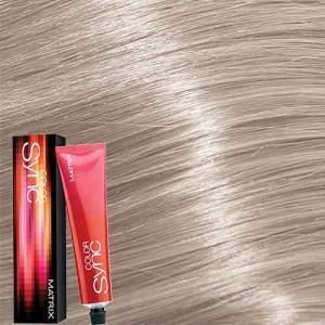 Matrix Color Sync Крем-краска для волос без аммиака 10V