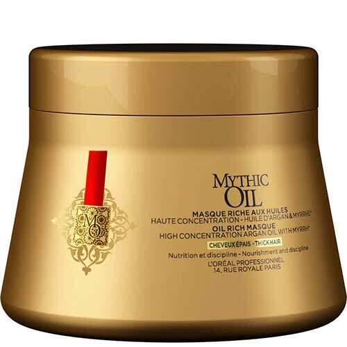 L'Oreal Professionnel Питательная маска для густых волос Mythic Oil