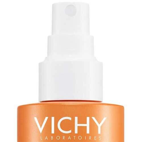 Vichy Ideal Soleil Cпрей мультипозиционный для кожи детей SPF 50+