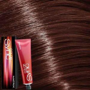 Matrix Color Sync Крем-краска для волос без аммиака 5M