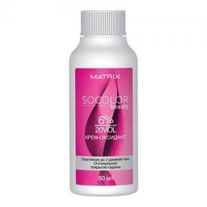 Matrix SoColor Крем-Оксидант 20 vol - 6%