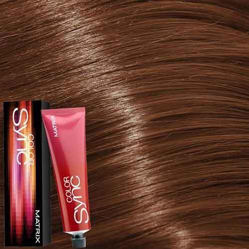 Matrix Color Sync Крем-краска для волос без аммиака 6BC