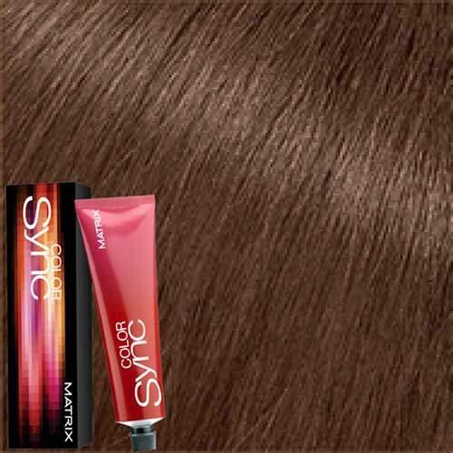Matrix Color Sync Крем-краска для волос без аммиака 7VM