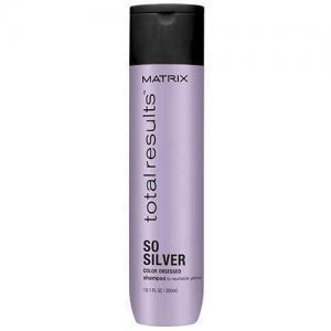 Matrix Total Results Color Obsessed So Silver Шампунь для светлых волос