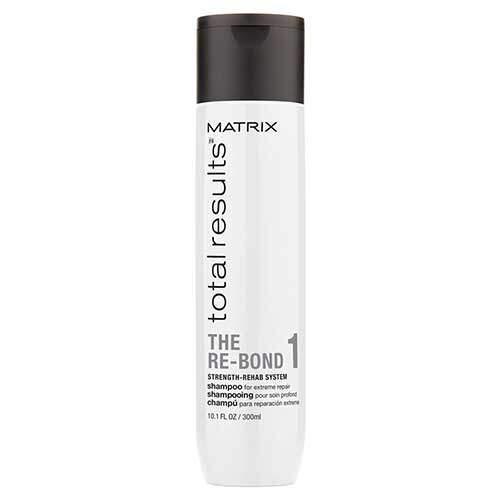 Matrix Total Results Re Bond 1 Восстанавливающий шампунь для чрезмерно поврежденных волос