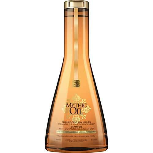 L'Oreal Professionnel Шампунь для нормальных и тонких сухих волос Mythic Oil