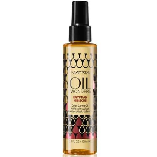 Matrix Oil Wonders Масло для окрашенных волос Egyptian Hibiscus