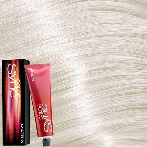 Matrix Color Sync Крем-краска для волос без аммиака SPA