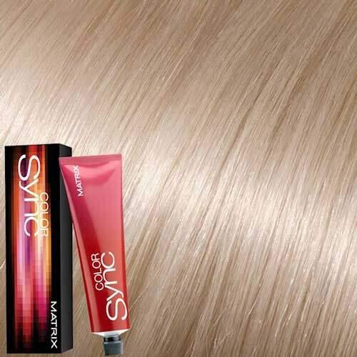 Matrix Color Sync Крем-краска для волос без аммиака SPM