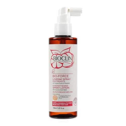 Bioclin Bio-Force Укрепляющий лосьон-спрей для ослабленных и тонких волос