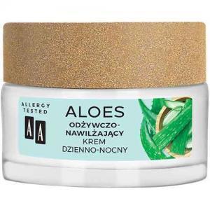 AA Aloes Крем для лица День-ночь питательно-увлажняющий