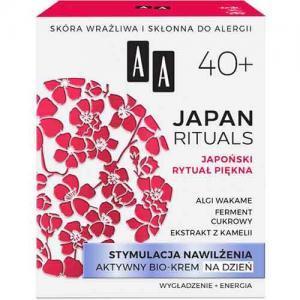 AA Japan Rituals 40+ Активный био-крем дневной Стимулирование увлажнения