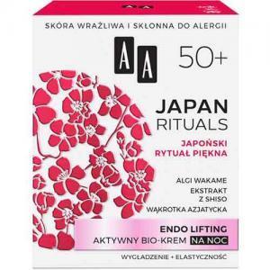 AA Japan Rituals 50+ Активный био-крем ночной ENDO лифтинг