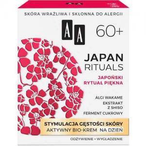 AA Japan Rituals 60+ Активный био-крем дневной Стимуляция плотности кожи