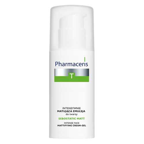 Pharmaceris T Матирующая эмульсия для лица ультралегкая формула Sebostatic Matt